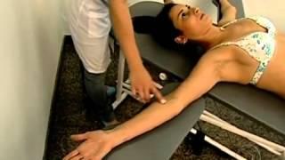 Fisioterapia RPG/Auto Postura. Jornal Hoje mostra exercícios para aliviar dores
