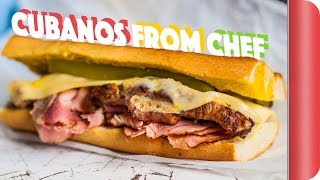 Making The EPIC Cubano Sandwich From The Movie