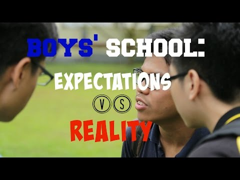 Xxx Mp4 BOYS SCHOOL Expectation Vs Reality 3gp Sex