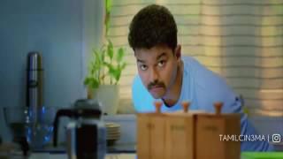 Enai Noki Paayum Thota Official Teaser - Vijay Version | ENPT | Ilayathalapthy Vijay | Dhanush