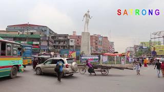 Gazipur Chowrasta Sculpture - Jagroto Chowrangi Muktijoddha Monument