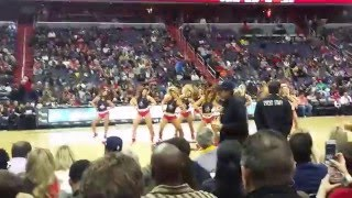 Girls' Generation - The Boys @ Wizards' Basketball Game