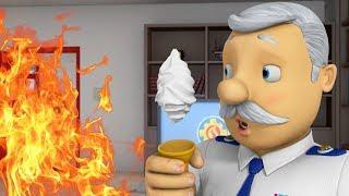 Fireman Sam New Episodes | Sailor Steele Fights Fire! 1 HOUR!  🚒 🔥 | Cartoons for Children