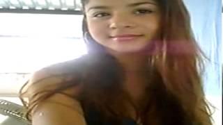 Myllene Batista rosto