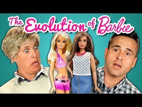Download PARENTS REACT TO NEW BARBIE DOLL COMMERCIAL On Musiku.PW