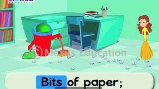 Bits of Paper - Nursery Rhyme