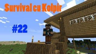 Minecraft Survival cu Kolpir E22 ''De ce MrFRUCTE?''