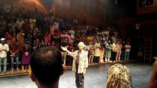Historical Stage Play Rizwan's Closing Speech of Syed Jamil Ahmed