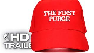 THE FIRST PURGE Teaser Trailer (2018)