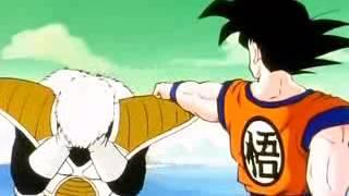 Goku vs Fuerzas Especiales Ginyu [ Audio Latino ]