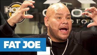 Flex and Fat Joe Discuss Some of The Greatest MC
