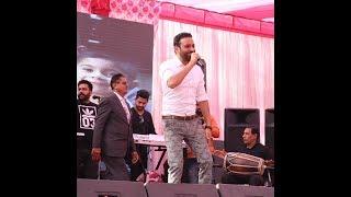 Harjit Harman l Mangal Hathur l Live Part 2 l Gurfateh & Naaz's Birthday Party l Golden Wing Studio