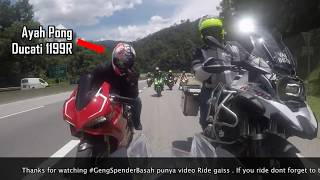 Johan Raja Lawak belanja acah-acah pacak Kawasaki ZX-10R..!!!