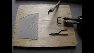 How to make a hot knife... (cheap)