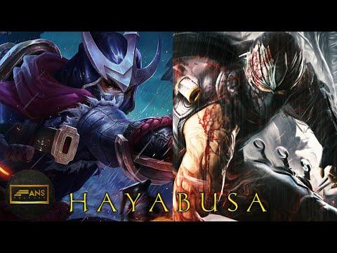 KISAH HAYABUSA HERO DARI MOBILE LEGENDS