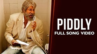 Piddly Si Baatein ( Video Song) | SHAMITABH | Amitabh Bachchan