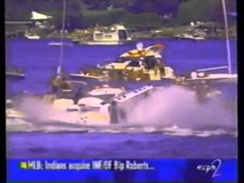 Top 10 Most Spectacular Hydroplane Crashes