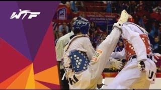 [FINAL] MALE -74kg | 2015 WTF WORLD TAEKWONDO CHAMPIONSHIPS