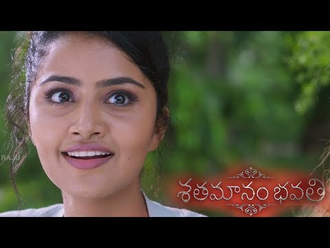 Sharwanand forces his uncle to tell his love story - Shathamanam Bhavathi
