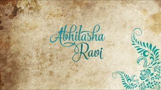 Abhilasha and Ravi Pre-Wedding Video (Telugu)