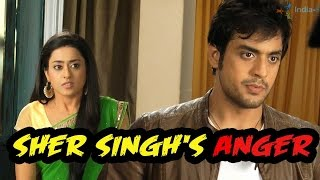 Sher Singh angry on Shraddha