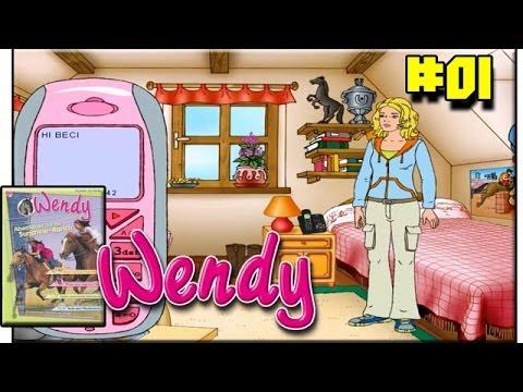 Wendy, Abenteuer auf der Sunshine Ranch [Deutsch] #01 - Der Brief - Lets Play #Wendy
