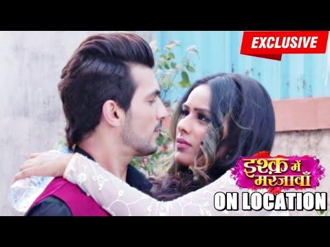 Xxx Mp4 Ishq Mein Marjawan On Location Arjun Bijlani Amp Nia Sharma COLORS TV 3gp Sex