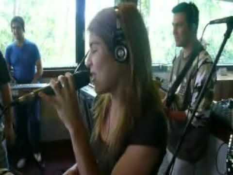 LA K CHORRA Sos un bandido En vivo Radio FARRA 101.3