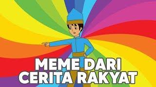 Belajar Cerita Rakyat Indonesia Dari Meme - #MemeIndonesia 38