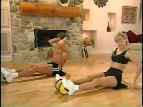Ab Gym with Brenda DyGraf Seated Ab & Leg Workout