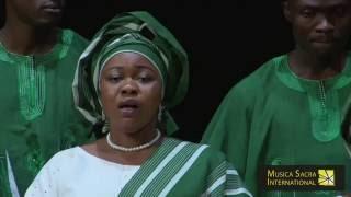 Lagos City Chorale (Nigeria): Amuworo Ayi Otu Nwa, MUSICA SACRA INTERNATIONAL 2016 