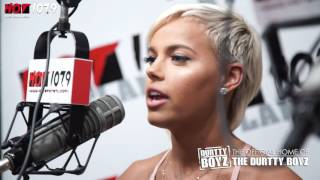 Durtty Boyz Presents Conversations: Ashley Martelle