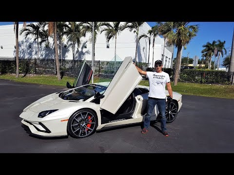 Xxx Mp4 Lamborghini Aventador S LP740 4 LOUD BEAST RIDE Acceleration Revs Interior At Lamborghini Miami 3gp Sex