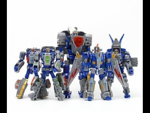 Sirtoys TFC Star Dino Team Combiner