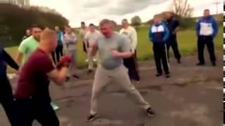 English Bareknuckle fight 2015