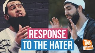 HOW TO RESPOND TO HATERS