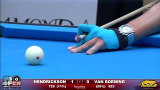 2016 US Open 8-Ball - Final: Shane Van Boening vs Rory Hendrickson