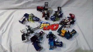 Crash B Daman TAKARA