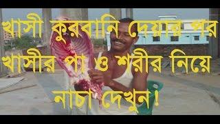 কুরবানী / Qurbani Song (Cow Song) - Funny Video Song - Model - Md Nasir & Abdul Khalek - Nasir Media