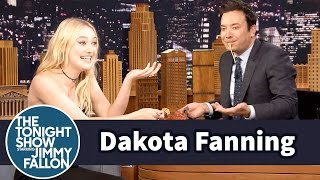 Dakota Fanning and Jimmy Prove Spaghetti is the Worst Date Food