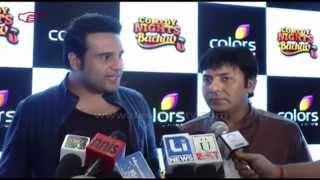 COMEDIAN Krishna Abhishek & Sudesh Lehri's HILARIOUS Chemistry- Veens Bhabhi TV