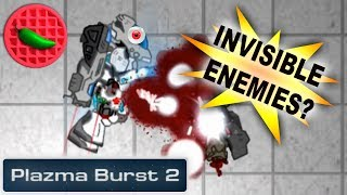 INVISIBLE INVASION! -- Let's Play Plazma Burst 2 (Part #9)(Free Web Game)