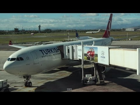 Turkish Airlines Business Class A330 A Culinary Journey