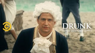 Hawaiian King Kalaniʻōpuʻu Meets Captain Cook (feat. Ken Marino) - Drunk History
