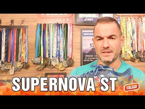 SUPERNOVA ST -  tudo mudou!!!! E a Adidas tem uma nova estratégia!
