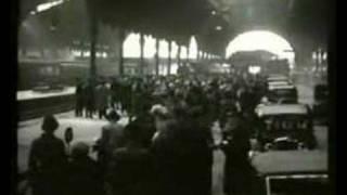 Paddington Station 1936