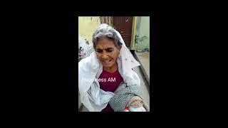 Gaali | New Version | India | Old Woman | Desi Gali Funny Moment |