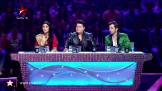 Nach Baliye 5- Karan  - Nisha and Smita - Ankush perform their love story