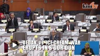 S'gor DUN: Budget debate heats up over 'dedak' and 'ice cream'