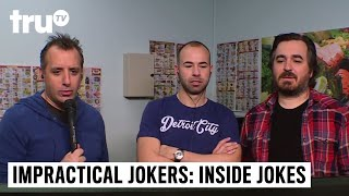 Impractical Jokers: Inside Jokes - Hold These Noodles While I Shop | truTV